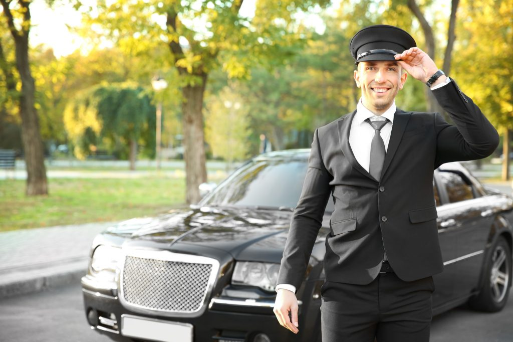 Luxury Car Chauffeur
